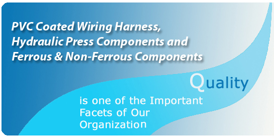 Non Ferrous Press Components